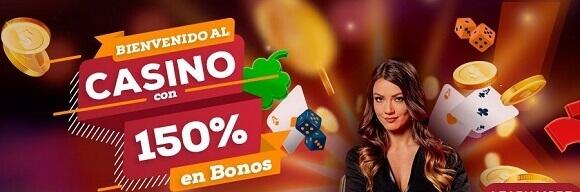 Bono de Bienvenida Casino Betmotion