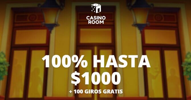 Casino Room Bono de Bienvenida